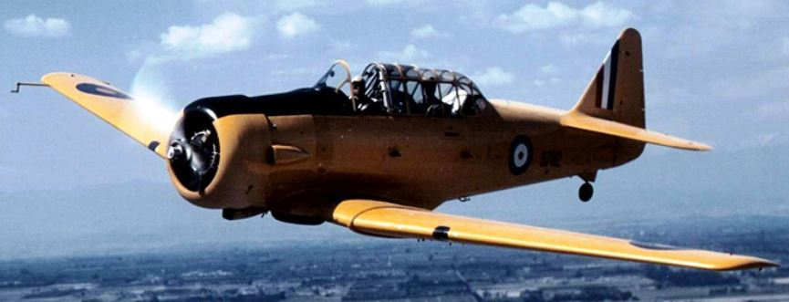 T6 Texan Trainer