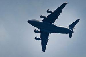 C-17 Overhead