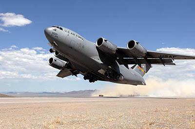 C-17 Take Off