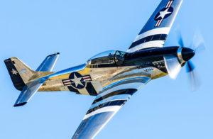 Quicksilver P-51D Mustang
