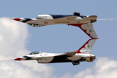 Thunderbirds Calypso