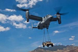 Osprey Humvee